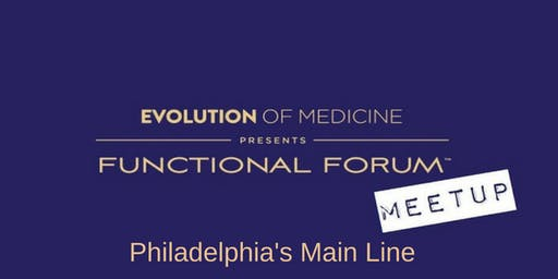 November 2019 Functional Forum, Philadelphia's Main Line