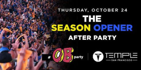 The Season Opener After Party tickets