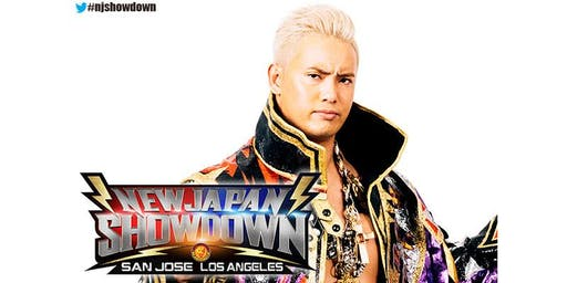 New Japan Showdown Meet & Greet in San Jose