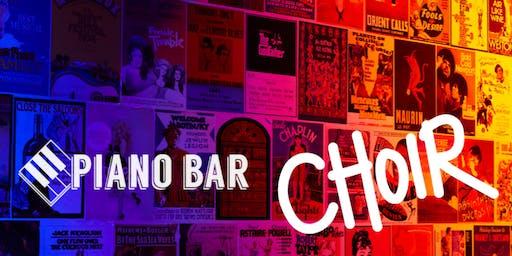 Piano Bar Geelong: Piano Bar Choir