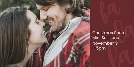Christmas Photo Mini Sessions tickets
