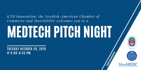 MedTech Pitch Night tickets