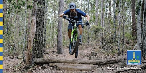 Advanced Drop off Jump Mountain Bike Skills