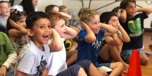 Summer of Science workshops for kids!
