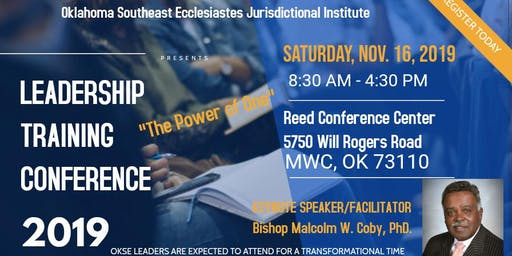 """The Power of One"" Leadership Conference"