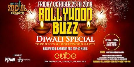 BOLLYWOOD BUZZ - Diwali Special Bollywood Party! tickets