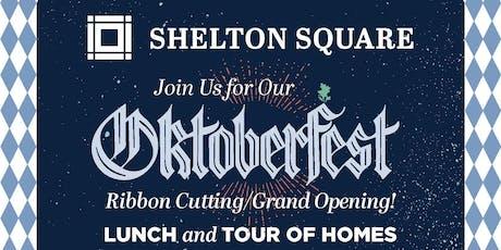 Shelton Square Oktoberfest & Ribbon Cutting tickets