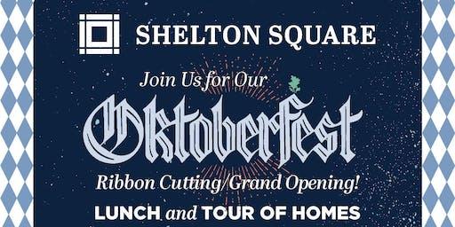 Shelton Square Oktoberfest & Ribbon Cutting