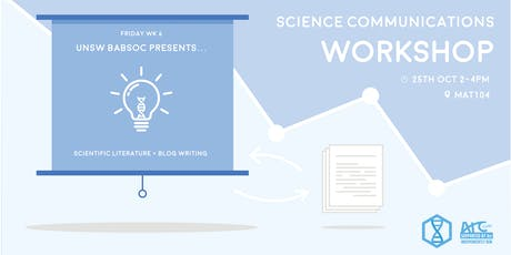 BABSOC Presents: Science Communication Workshop tickets
