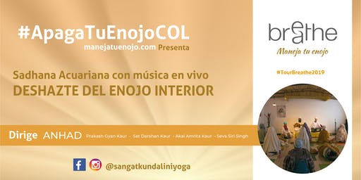 Sadhana Acuariana con Música en Vivo  - SANGAT KUNDALINI YOGA