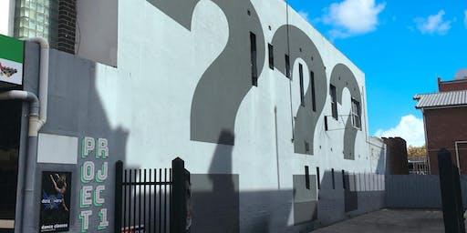 Creating Australia's Largest Paste-Up Mural!
