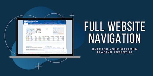 Full Website Navigation in Davao
