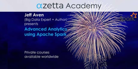 Advanced Analytics Using Apache Spark - Melbourne tickets