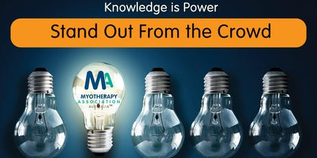 MA National Myotherapy Conference 2020 (Melb) tickets