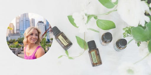 Healthy home, healthy body: essential oils workshop