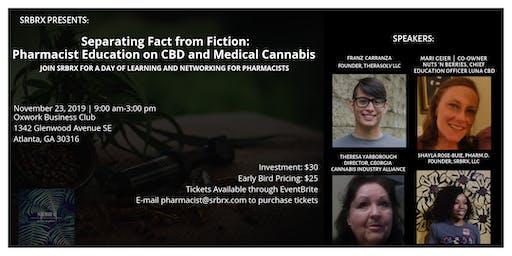 Pharmacist's Education on CBD and Medical Cannabis
