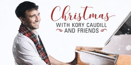Christmas with Kory Caudill and Friends tickets