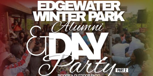Edgewater & Winter Park Alumni Day Party