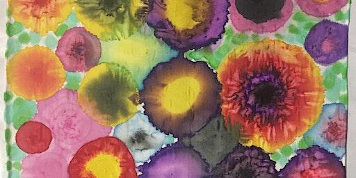 Flower Power Scarves