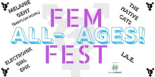 All Ages FemFest 2019