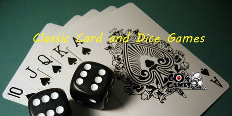 Classic Card and Dice Games tickets