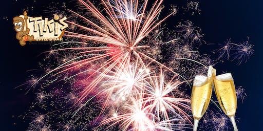 Tiki's Waikiki 2020 New Year's Eve Soiree