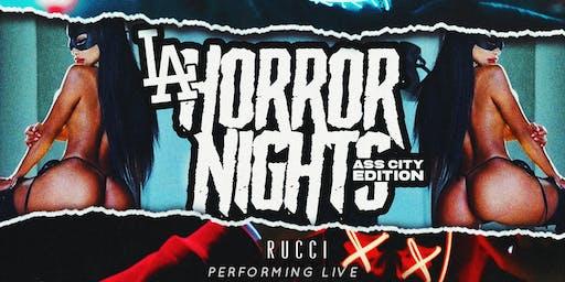 LA Horror Nights (Ass City Edition)
