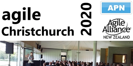 Agile Christchurch 2020 tickets