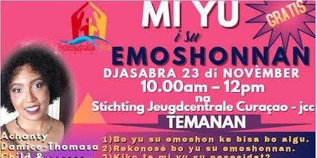 Mi yu i su Emoshonnan tickets