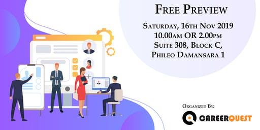 CareerQuest Free Preview