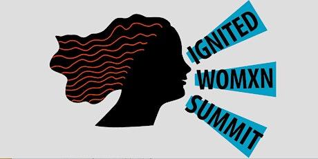 Ignited Womxn Summit tickets
