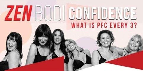 "Zen Bodi Confidence  "" The secret weightless formula everyone is talking about"""