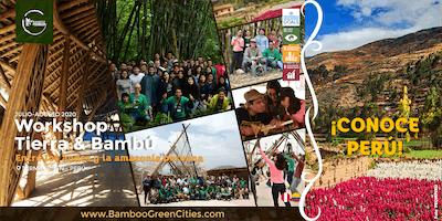 Workshop Internacional de Construcción con Tierra & Bambú
