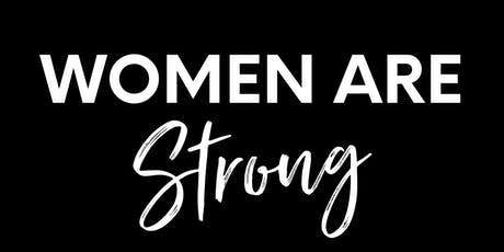 Women Are Strong tickets