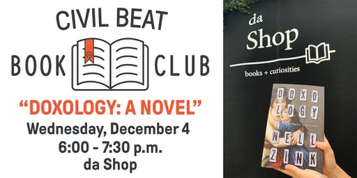 Civil Beat Book Club Discussion - Doxology: A Novel