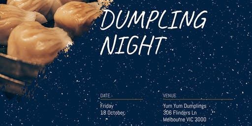 CESA Dumpling Night