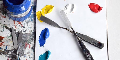 Discover Palette Knife Painting