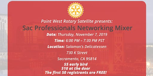Point West Rotary Satellite Mixer