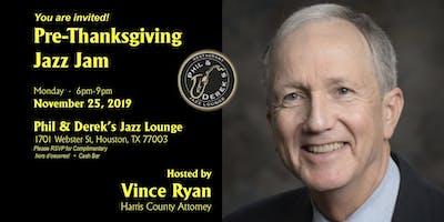 Pre-Thanksgiving Jazz Jam