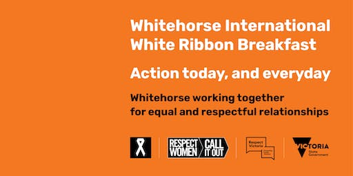 Whitehorse International White Ribbon Breakfast 2019