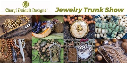 Cheryl Dufault Design Trunk Show Launch Party