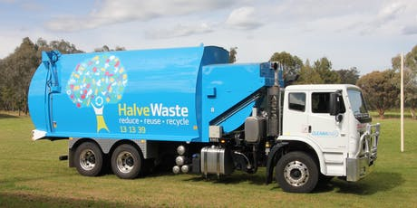 Cleanaway MRF Tour - Where Does Your Kerbside Recycling Go? tickets