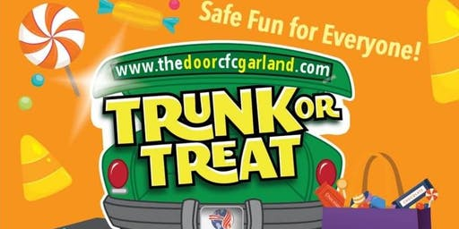 Free Trunk or Treat at Garland