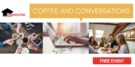 NSW | Property Club | Coffee & Conversations (Afternoon Session)