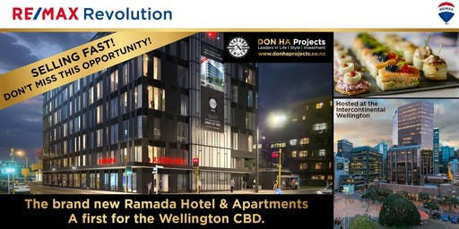 Explore Ramada Hotel & Apartments in Wellington CBD