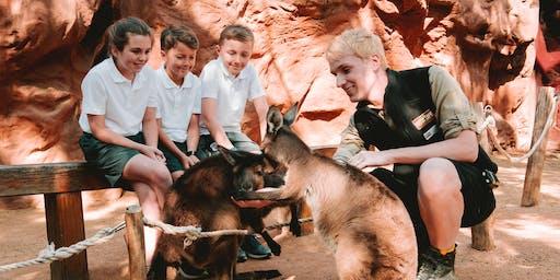 TEACHER FREE WEEKEND - WILD LIFE Sydney Zoo