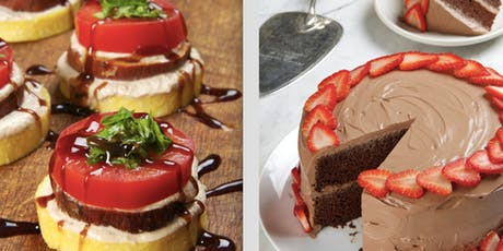 2020 Lunch Party! Seven Course Plant-Based Meal, Discussion, and Dessert tickets