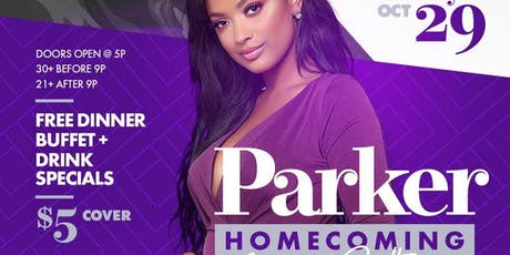 PARKER HOMECOMING ALUMNI GATHERING tickets