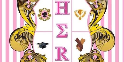 H.E.R.'s 1st Annual Beauty pop-up shop & fashion show