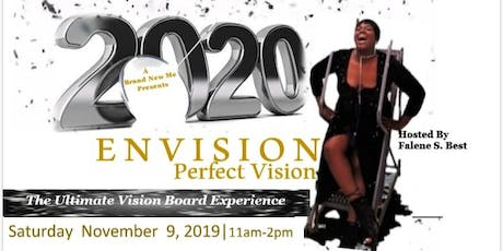 ENVISION 2020/VISION BOARD PARTY tickets